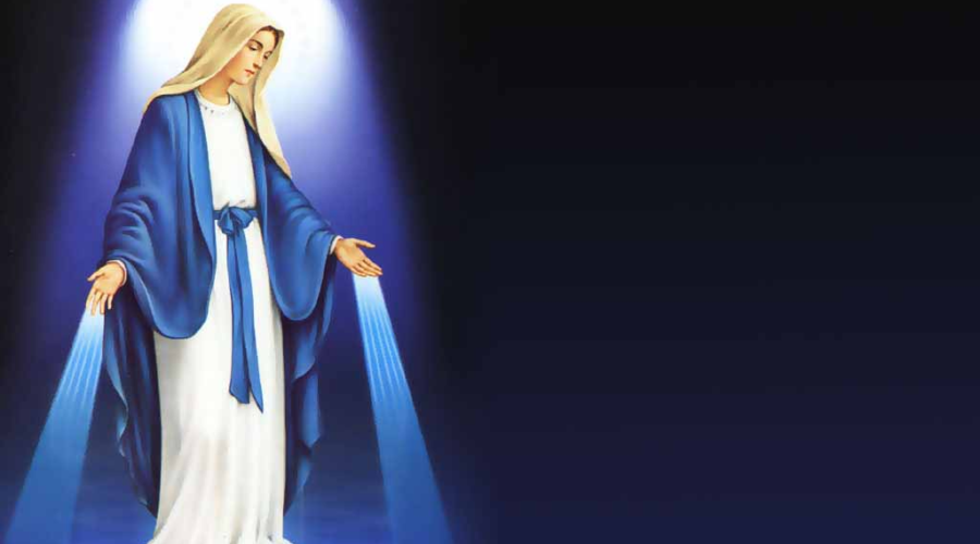 Blessed By Mother Mary